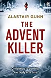 img - for The Advent Killer (Detective Inspector Antonia Hawkins Series) book / textbook / text book