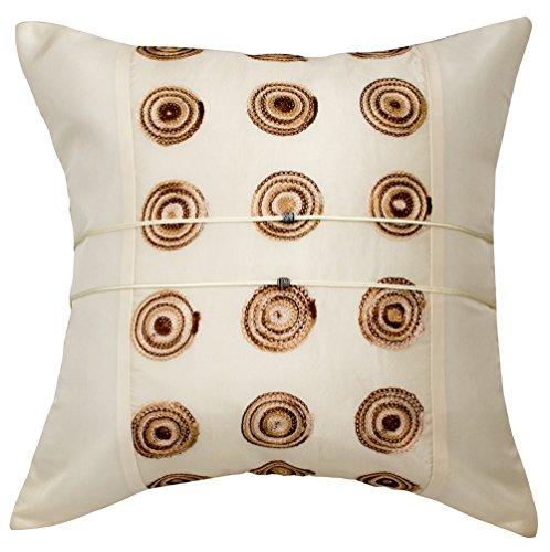 Avarada Striped Throw Pillow Cover Decorative Sofa Couch
