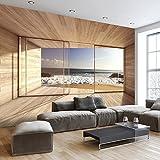 Vlies Fototapete 350x245 cm - 3 Farben zur Auswahl -