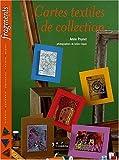 echange, troc Anne Prunet - Cartes textiles de collection ou les ATC