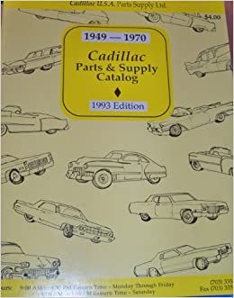 1970s Cadillac Car Interior Design