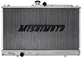 Mishimoto MMRAD-EVO-01 Manual Transmission Performance Aluminium Radiator for Mitsubishi Lancer Evolution