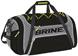 Buy Brine Expedition-Lacrosse Duffle Backpack (26 x11 x12-Inch, Black) by Brine