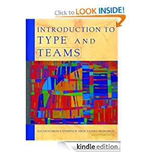Introduction to type and teams (Introduction to type series) Elizabeth D Hirsh