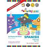Spanish for Kids: La Fiesta de Fritzi (Fritzi's Party)