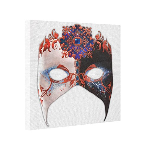 Carry Me Graphicallusions Carnivale Framed Canvas (Carnivale Costume Ideas)