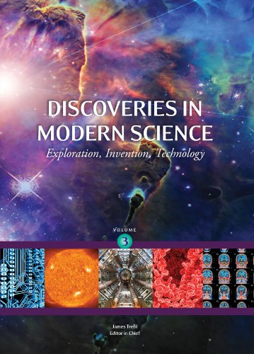 Discoveries in Modern Science: Exploration, Invention, Technology