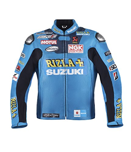 suzuki-rizla-moto-chaqueta-de-cuero-m-eu50