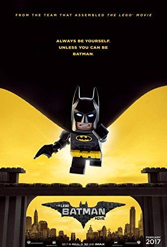 Lego Batman Movie Movie Poster
