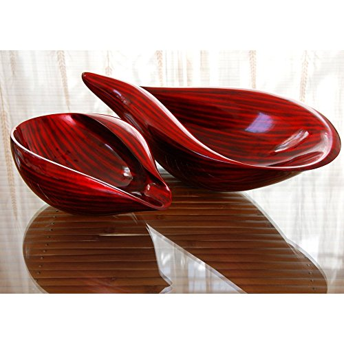 Hebi Arts Shell Bowl