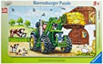 Ravensburger 06044 - Traktor auf dem...