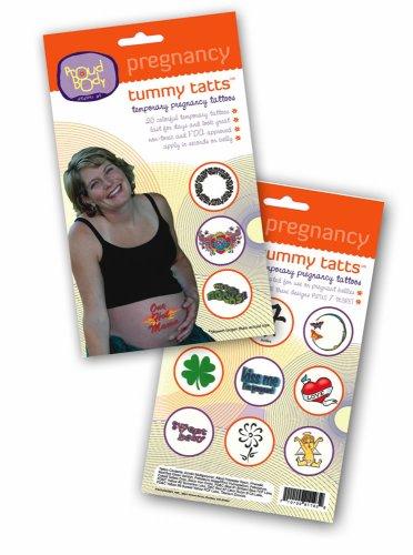 ProudBody Tummy Tatts (Temporary Tummy Tattoos)