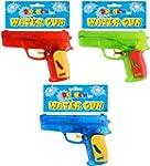 Water Pistol Gun 15cm Drenchers - Sin...