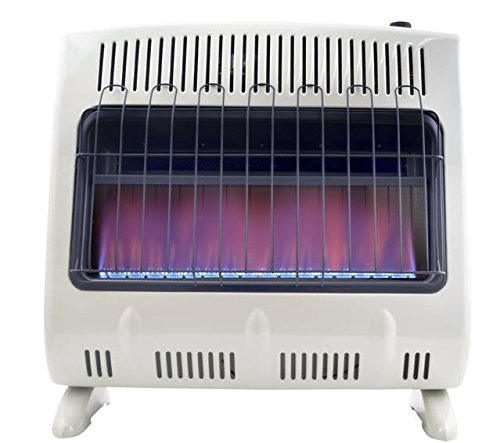 Mr. Heater, Corporation Mr. Heater, 30,000 BTU Vent Free Blue Flame Natural Gas Heater, MHVFB30NGT (Wall Heaters Gas compare prices)