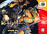 Killer Instinct - Gold (N64)