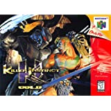 Killer Instinct - Gold (N64)by Rareware