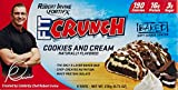 Fit Crunch Bars Fit Crunch Bar Cookies & Cream - 46 g