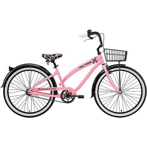 Nirve Paul Frank Skurvy 26 Women's Cruiser Bicycle