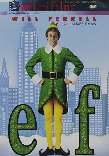 Elf [DVD] [2003] [Region 1] [US Import] [NTSC]
