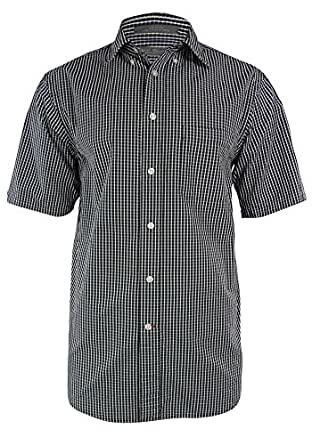 Daniel cremieux signature collection men 39 s check for Mens seersucker shirts on sale