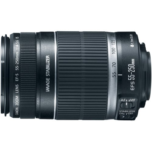 Canon EF-S 55-250mm f/4.0-5.6 IS II Telephoto