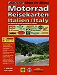RV Motorrad Reisekarte Italien 1 : 30...