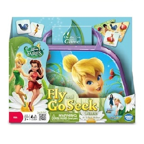 Fly and Go Seek Game