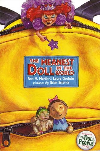 The Meanest Doll in the World (Doll People, Book 2)