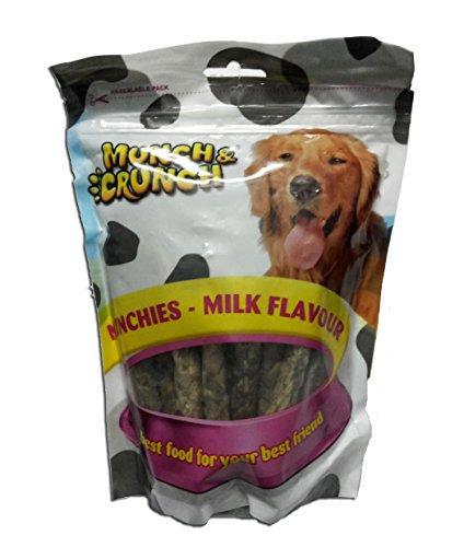 Super Dog Munch And Crunch Milk Sticks (Pack Of 2)