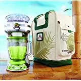 Margaritaville DM1595-000-000 Key West Frozen Concoction Maker with Jumbo Jar and Travel Bag