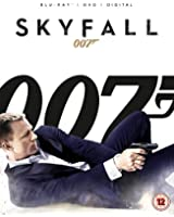 Skyfall (Blu-ray + DVD + Digital Copy)