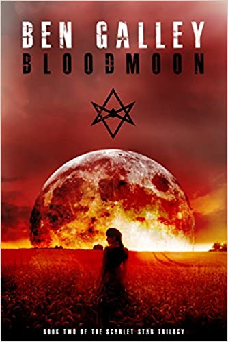 Cover art for Bloodmoon by Ben Galley