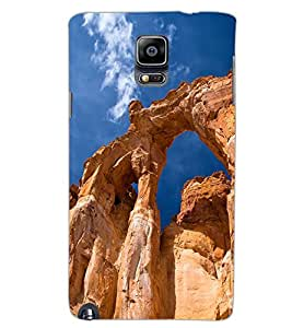 SAMSUNG GALAXY NOTE 3 ROCKS Back Cover by PRINTSWAG