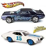 Gran Torino Classic 70s Car Set Johnny Lightning 72 Ford Torino Sport & 73 Gran Torino Cool Classics Spectrafrost Paint Collectibles