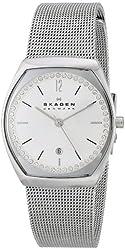 """Skagen Women's SKW2049 """"Asta"""" Stainless Steel Silver Watch"""