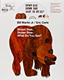Brown Bear book and CD storytime set