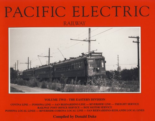 Pacific Electric Railway Vol 2 Eastern Division087095122X : image