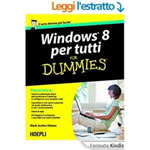 Windows 8 per tutti For Dummies (Informatica generale e sistemi operativi)