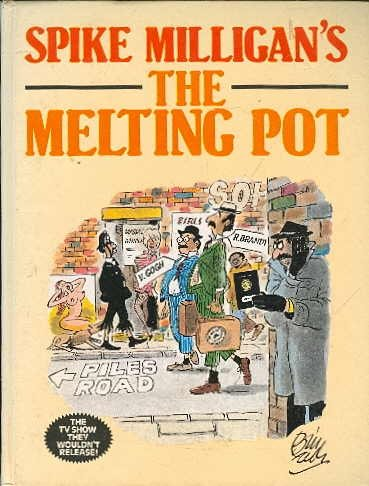 melting pot spike milligan used books from thrift books
