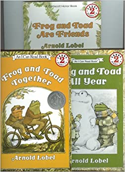Frog and toad together online book