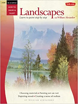 Oil landscapes with william alexander learn to paint for Learn to paint with oils for free