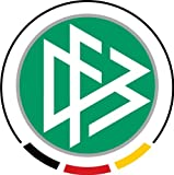 Germany National Team Soccer Football Sticker 12X12cm