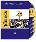 NFL: Minnesota Vikings - 5 Greatest Games at Amazon.com