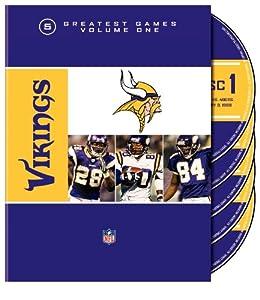 NFL: Minnesota Vikings - 5 Greatest Games