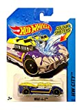 Hot Wheels - HW City Colour Shifters - What-4-2