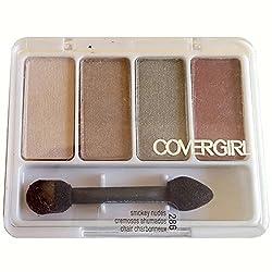 CoverGirl Eye Enhancers 4-Kit Eye Shadow - Smokey Nudes 286 - 0.19 oz