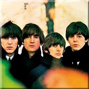 Beatles For Sale steel fridge magnet (ro)
