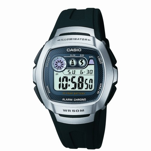 Casio W-210-1AVES Mens Digital Watch