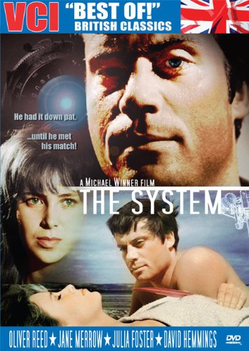 Cover art for  The System aka: The Girl-Getters