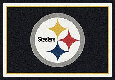 Milliken Pittsburgh Steelers NFL Team Spirit Area Rug